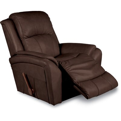 Barrett Rocker Recliner Upholstery: Cocoa, Reclining Type: Manual