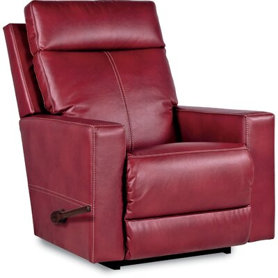 Jax Reclina Rocker Recliner Upholstery: Cardinal, Reclining Type: Manual Recline