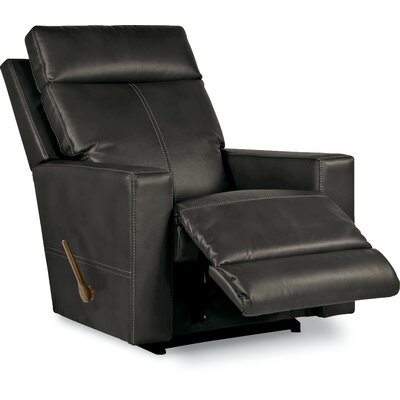 Jax Reclina Rocker Recliner Upholstery: Sable, Reclining Type: Manual Recline