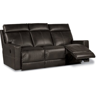 Jax Reclining Sofa Type: Manual