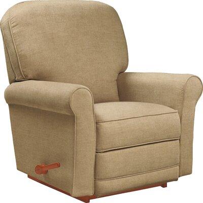 Addison Reclina-Rocker Recliner Upholstery: Beige