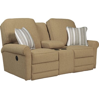 Addison Power Full Reclining Loveseat Type: Manual