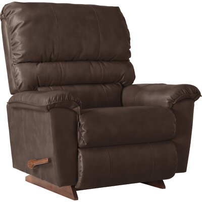 Vince Reclina Rocker Recliner Upholstery: Bark, Reclining Type: Manual Recline