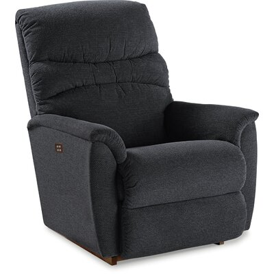 Coleman XR Reclina-Rocker� Recliner Upholstery: Cosmic, Cushion Fill: Polyester, Reclining Type: Power Recline