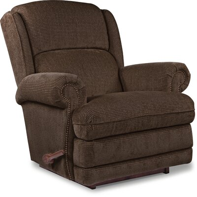 Kirkwood Reclina-Rocker Recliner Upholstery: Brindle