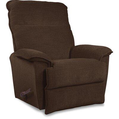 Jay Reclina-Rocker Recliner Upholstery: Denim