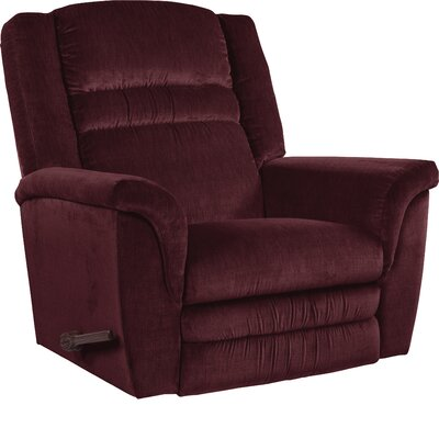 Sequoia Manual Recliner Upholstery: Vino, Motion Type: Wall Hugger