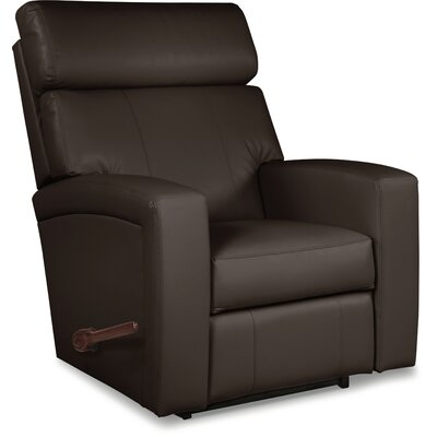 Agent Rocker Recliner Upholstery: Godiva, Reclining Type: Manual Recline