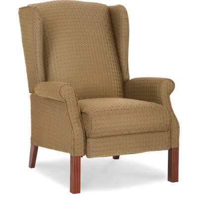 Ferguson Manual Recliner Upholstery: Oatmeal