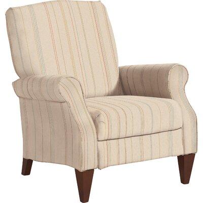 Charlotte 2 Position Mechanism Recliner Upholstery: Carnival