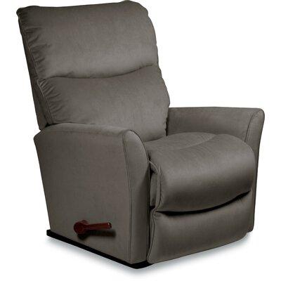 Rowan Reclina-Rocker� Recliner Upholstery: Granite