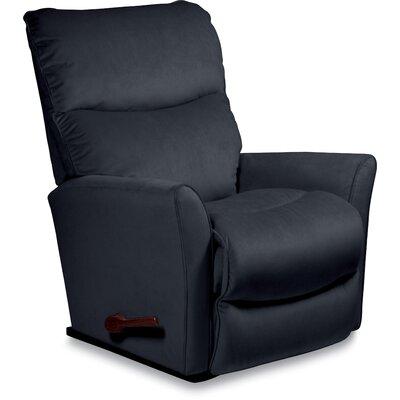 Rowan Reclina-Rocker� Recliner Upholstery: Peacock