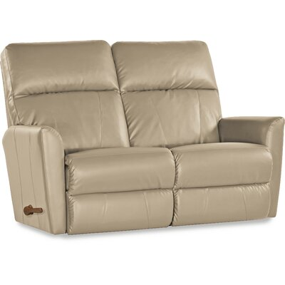 Rowan Leather Reclining Loveseat