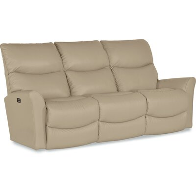 Rowan Power-Recline-XRW Reclina-Way� Full Leather Reclining Sofa
