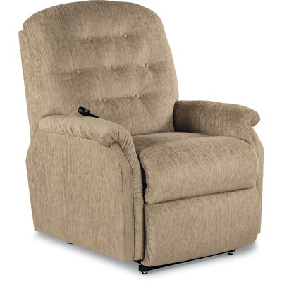 Ally Power Lift Assist Recliner Upholstery: Chamois
