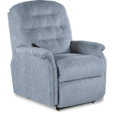 Ally Luxury-Lift� Power Recliner Upholstery: Sky