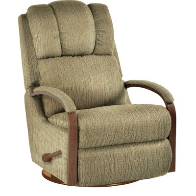Harbor Town Recliner Upholstery: Chamois, Reclining Type: Power Recline, Motion Type: Wall Hugger
