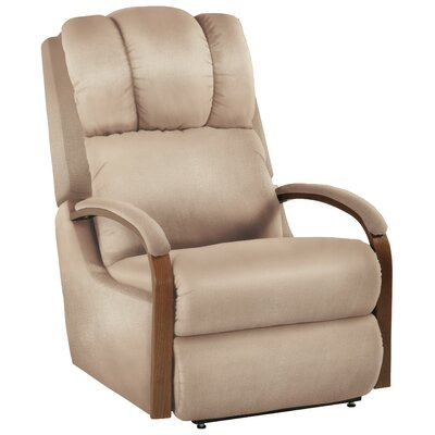 Harbor Town Power Leather Recliner