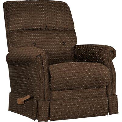Amelia Rocker Recliner Upholstery: Saddle