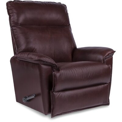 Jay Manual Rocker Recliner Upholstery: Wine