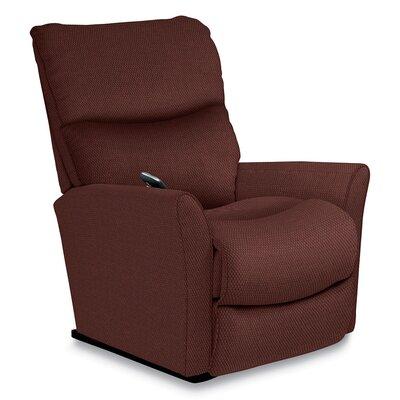 Rowan Recliner Upholstery: Burgundy