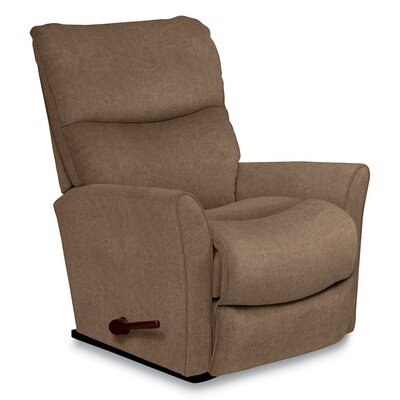 Rowan�Wall Recliner Upholstery: Chocolate