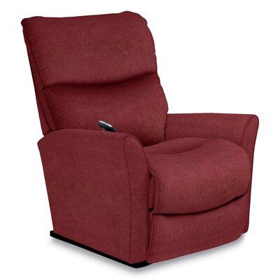 Rowan Recliner Upholstery: Vermillion