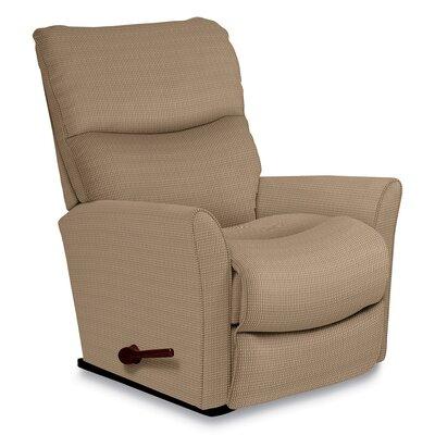 Rowan�Wall Recliner Upholstery: Camel