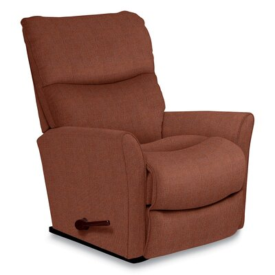 Rowan�Recliner Upholstery: Burgundy