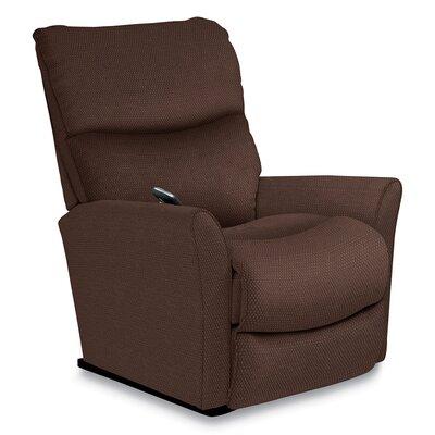 Rowan Recliner Upholstery: Pecan