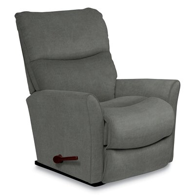 Rowan�Wall Recliner Upholstery: Charcoal