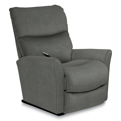 Rowan Recliner Upholstery: Charcoal