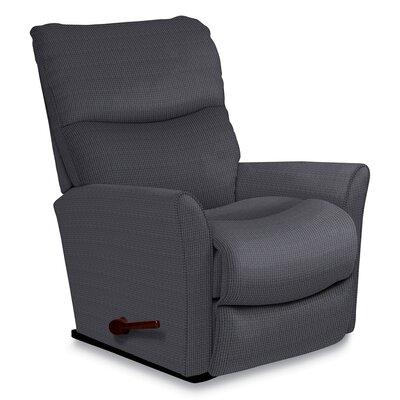 Rowan�Wall Recliner Upholstery: Navy