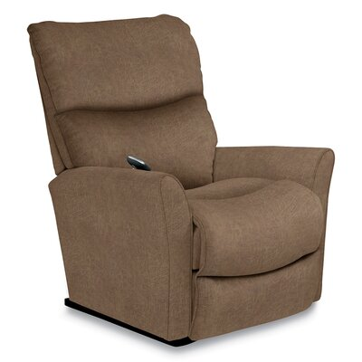 Rowan Recliner Upholstery: Chocolate