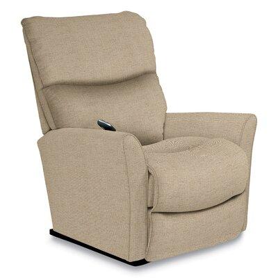 Rowan Recliner Upholstery: Cream