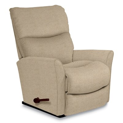 Rowan�Wall Recliner Upholstery: Cream