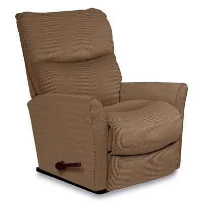 Rowan�Wall Recliner Upholstery: Brown Sugar