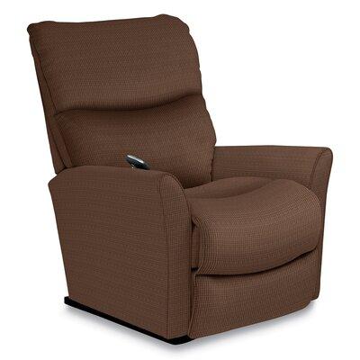 Rowan Recliner Upholstery: Chocolate