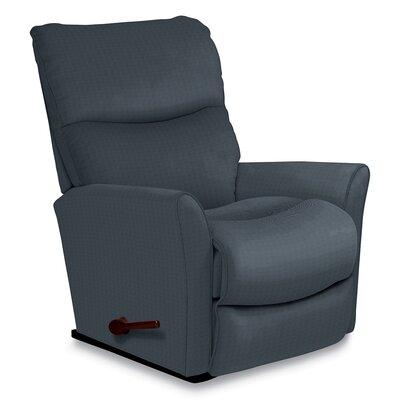 Rowan�Wall Recliner Upholstery: Peacock