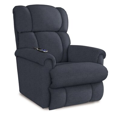 Pinnacle Recliner Upholstery: Midnight