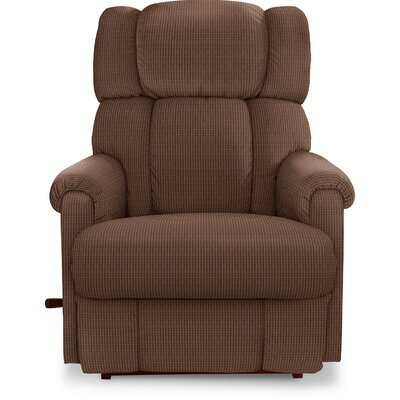 Pinnacle Recliner Upholstery: Chocolate