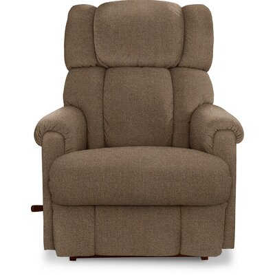 Pinnacle Recliner Upholstery: Coffee
