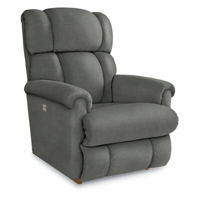 Pinnacle Recliner Upholstery: Vermillion