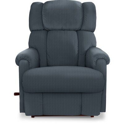 Pinnacle Recliner Upholstery: Peacock