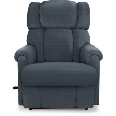 Pinnacle Recliner Upholstery: Peacock