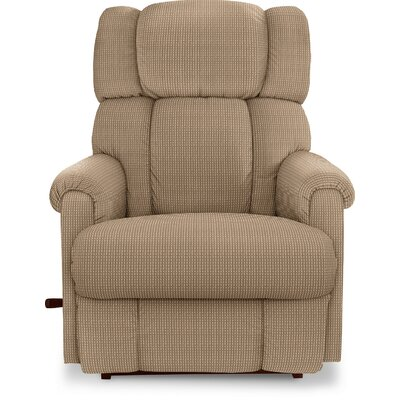Pinnacle Recliner Upholstery: Camel