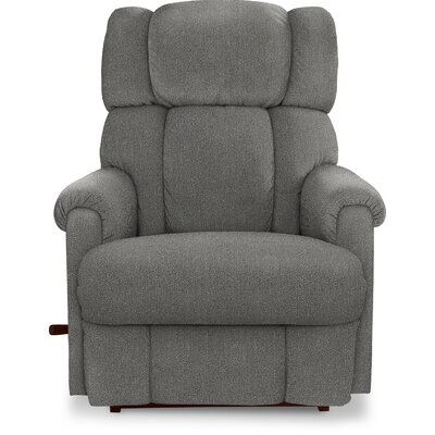 Pinnacle�Recliner Upholstery: Flannel, Reclining Type: Power, Motion Type: Rocker