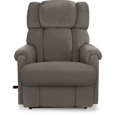 Pinnacle Recliner Upholstery: Granite