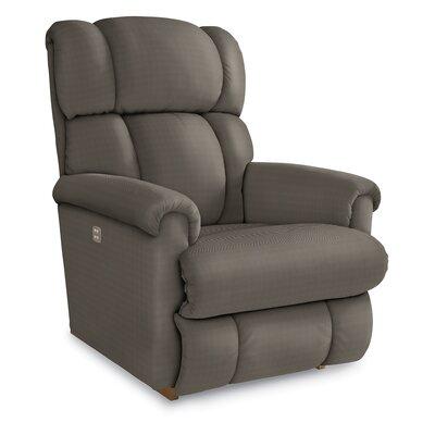 Pinnacle Recliner Upholstery: Granite
