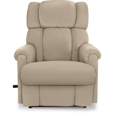 Pinnacle Recliner Upholstery: Parchment